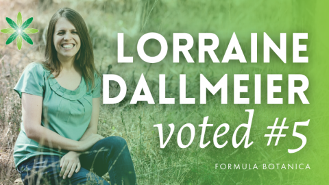 """Lorraine Dallmeier voted into Top 5: """"Who's Who in Natural Beauty"""" 2019"""