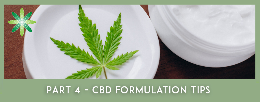 CBD formulation