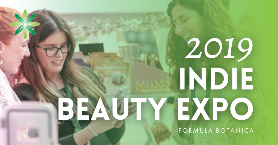 2019-12 Indie Beauty Expo