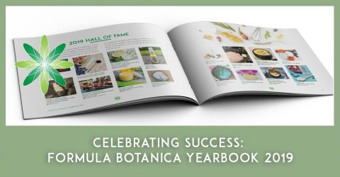 Celebrating Success: Formula Botanica Yearbook 2019