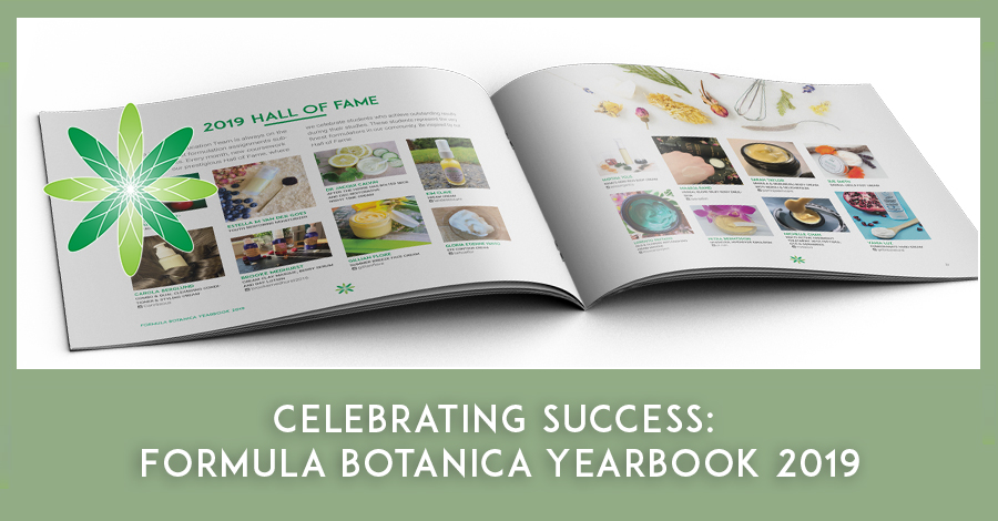 Formula Botanica Yearbook 2019