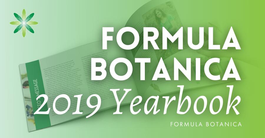 Formula Botanica 2019 Yearbook