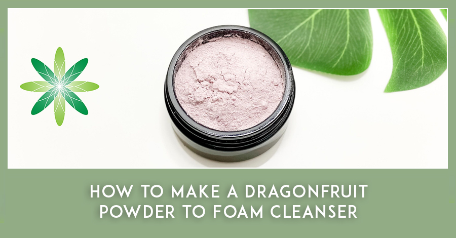 powder to foam cleanser