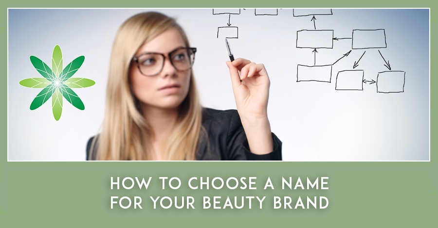 Choose a Name for your Beauty Brand