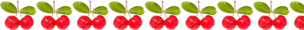 Superfruits in Skincare: Acerola