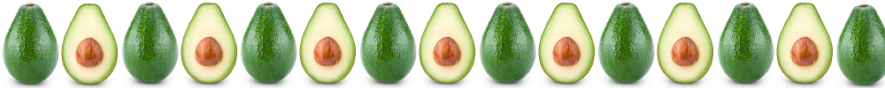 Superfruits in Skincare: Avocado