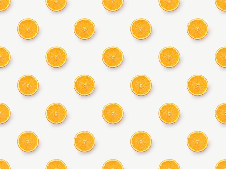 Superfruits in Skincare - Orange