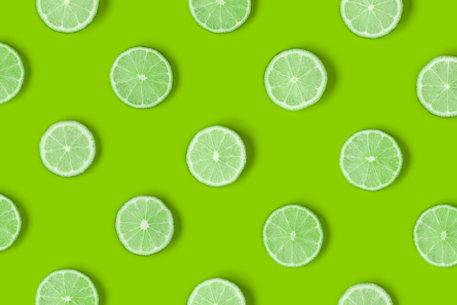 Superfruits in Skincare - Lime
