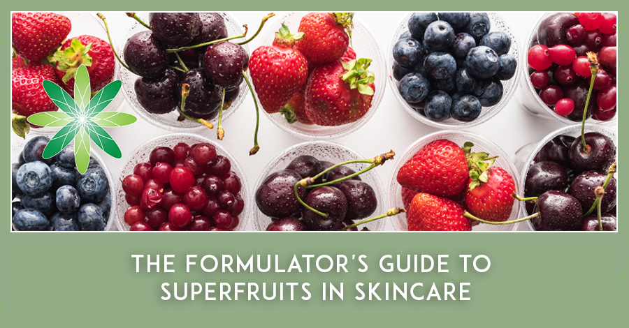 Superfruits in Skincare