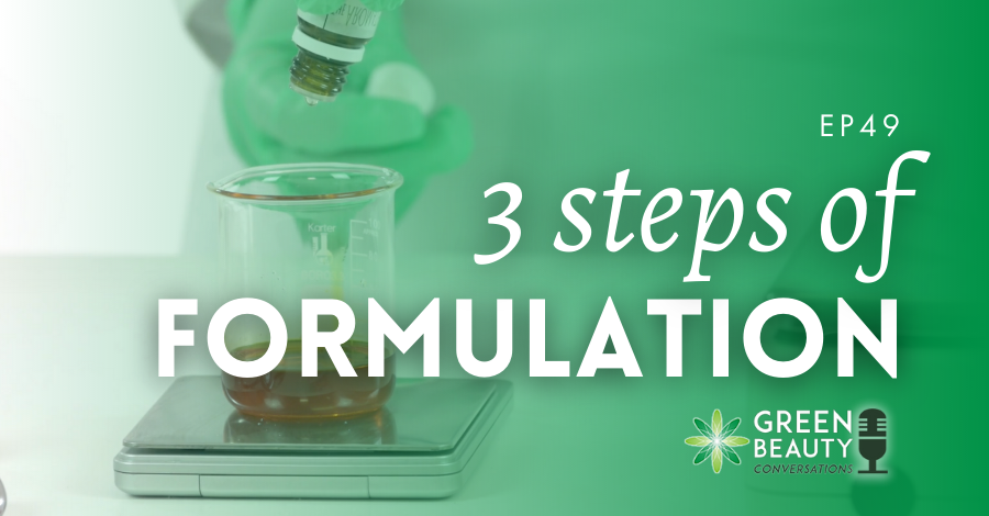2020-03 3 Steps of Natural Formulation