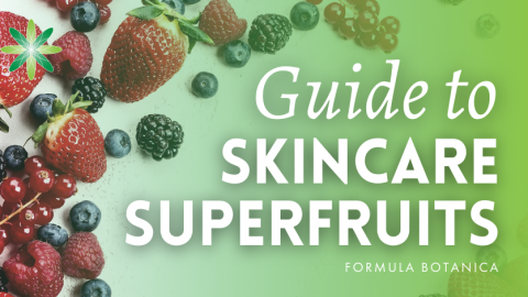 The Formulator's Guide to Superfruits in Skincare