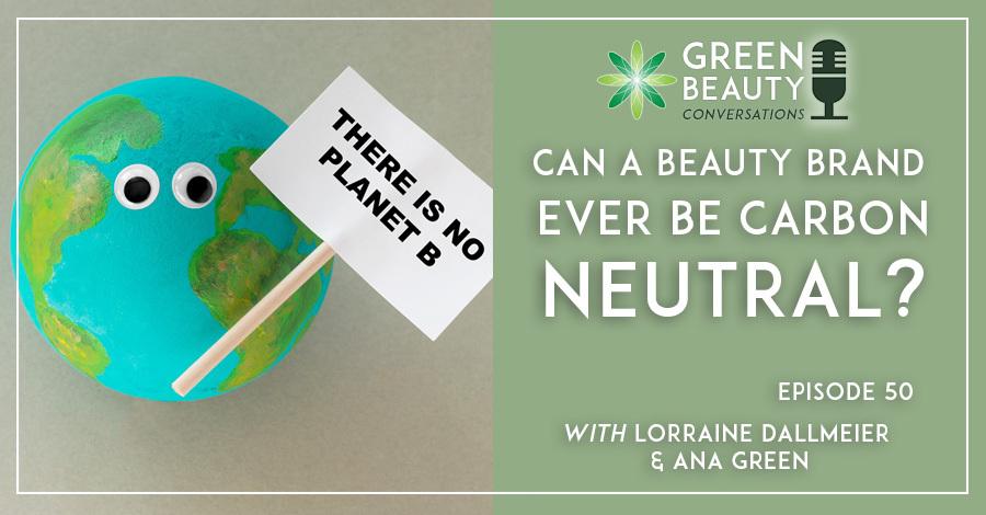 carbon neutral beauty
