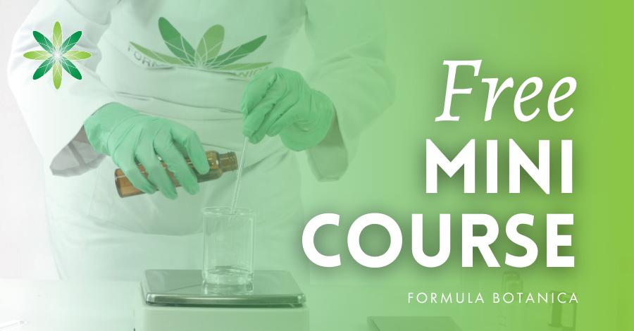 2020-04 Free mini botanical formulation course