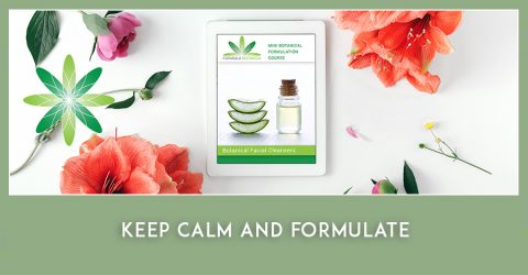 Keep Calm and Formulate with a Free Mini Botanical Formulation Course