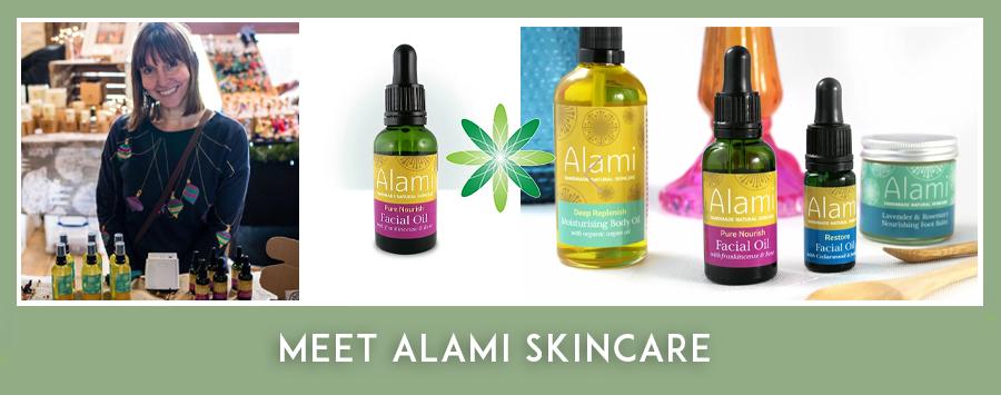 Indie Beauty Graduates - Alami Skincare