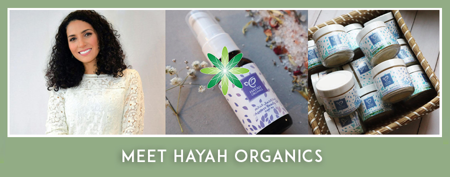 Indie Beauty Graduates - Hayah Organics