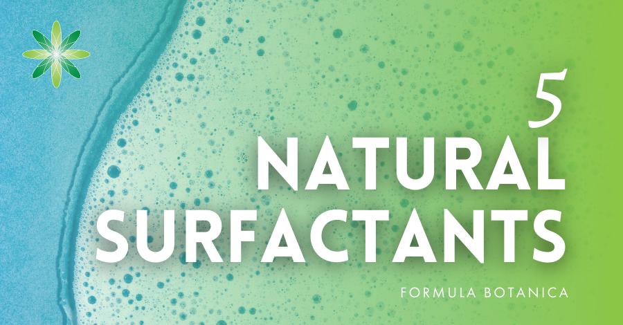 2020-05 natural surfactants