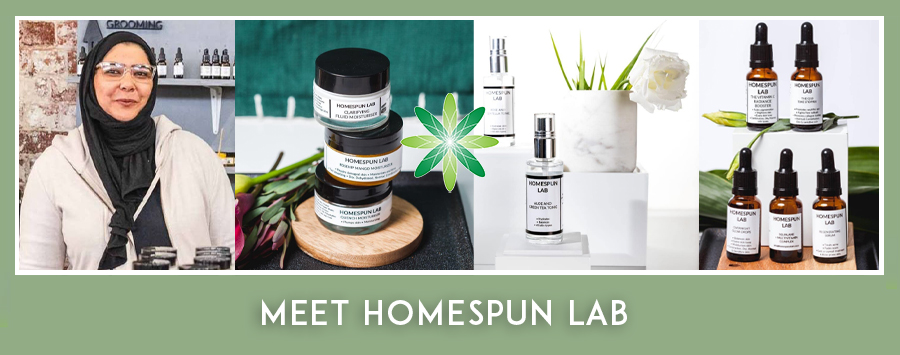 Indie Beauty Graduates - Homespun Lab