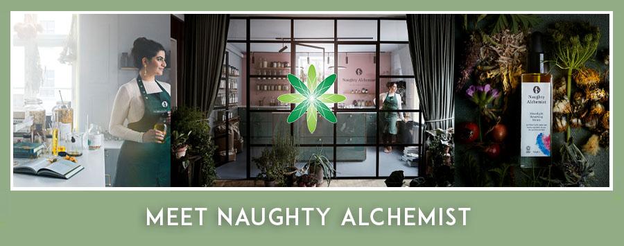 Indie Beauty Graduates - Naughty Alchemist