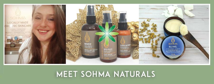 Indie Beauty Graduates - Sohma Naturals