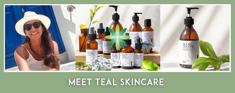 Indie Beauty Graduates - Teal Skincare