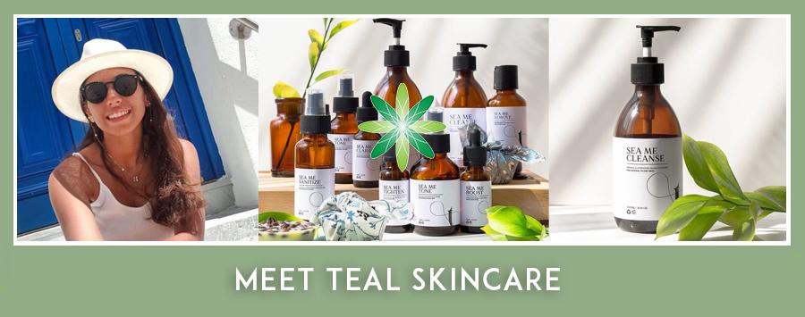 Indie Beauty Graduates - Teal Skincare