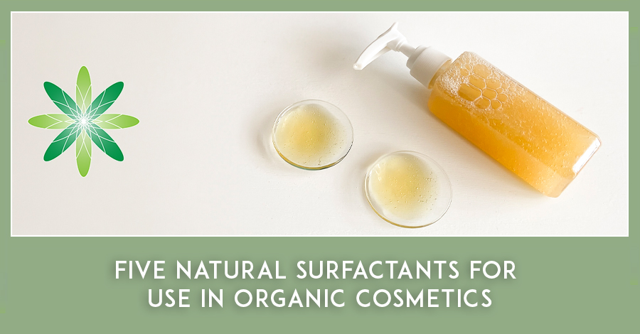 Natural Surfactants