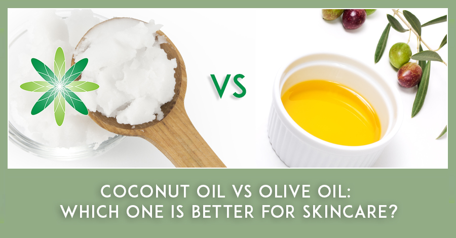 Coconut Oil vs Olive Oil: Which is better in Skincare?