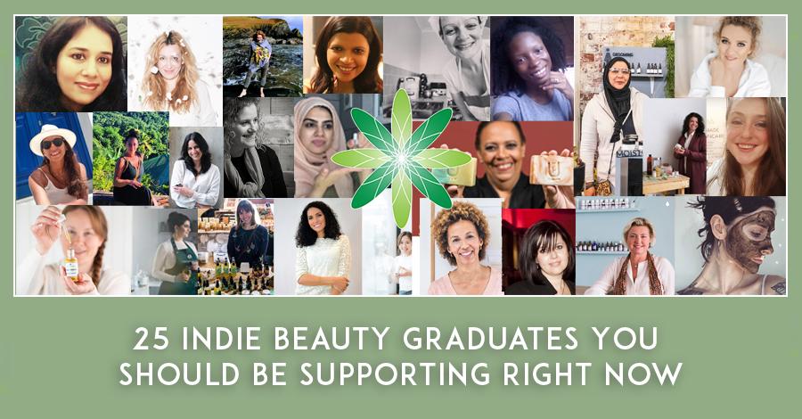 25 Indie Beauty Graduates