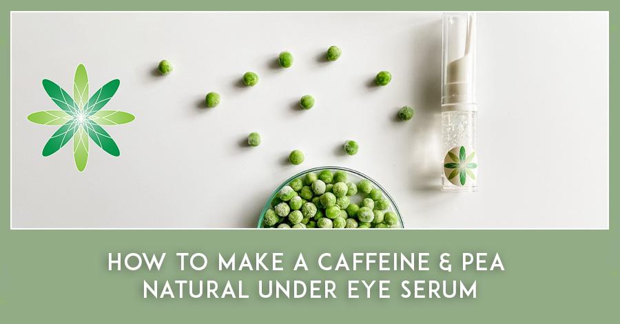 Caffeine Natural Under Eye Serum