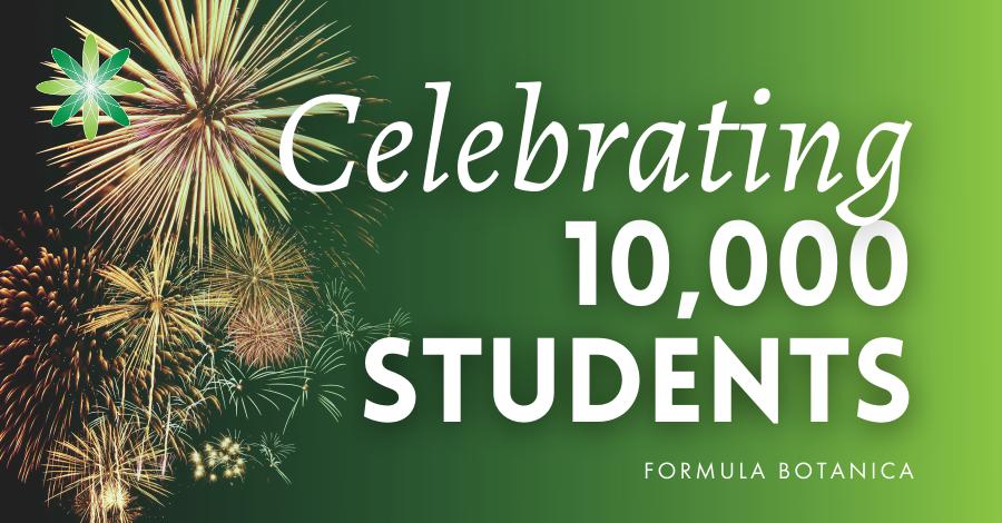 2020-07 Celebrating 10,000 students