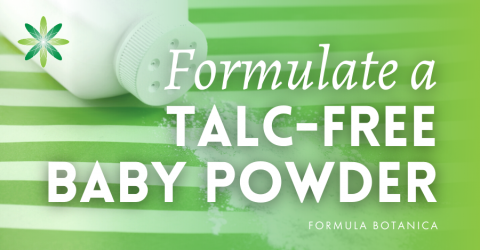 How To Make The Best Talc-Free Baby Powder