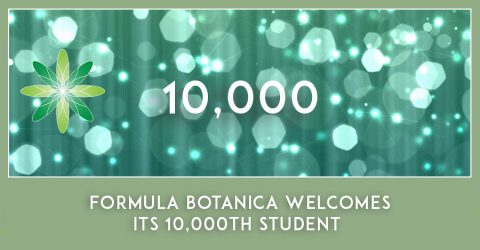 Formula Botanica Welcomes Its 10,000th Student Amid Fast-paced Growth