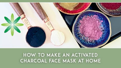 How To Make An Activated Charcoal Face Mask At Home