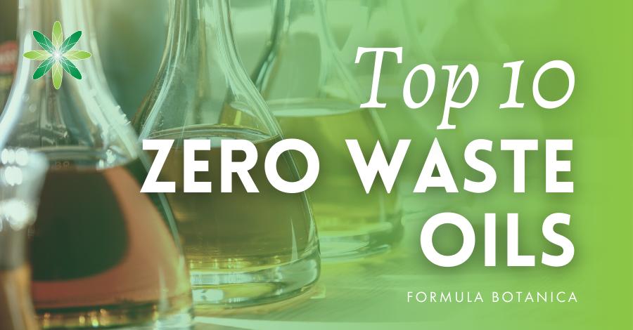2020-08 Zero waste oils