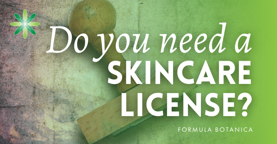 2020-08 License to sell skincare