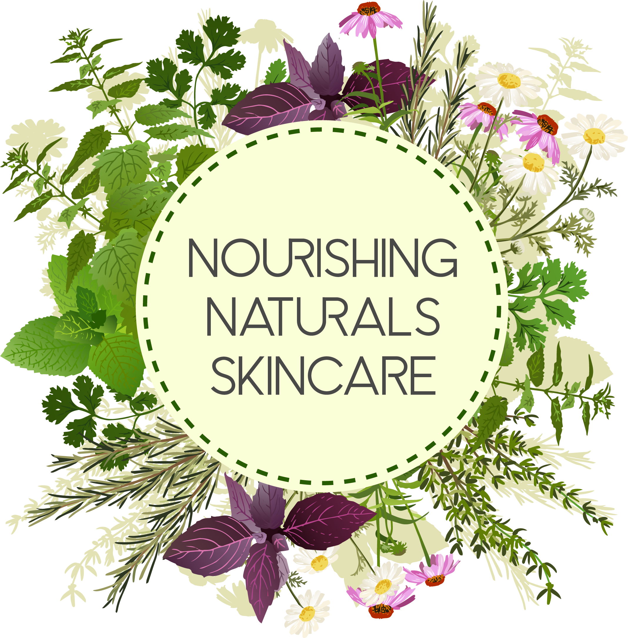 Nourishing Naturals Skincare Logo
