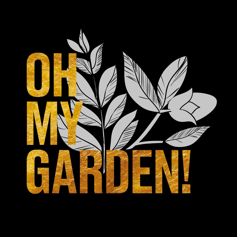 Oh My Garden logo