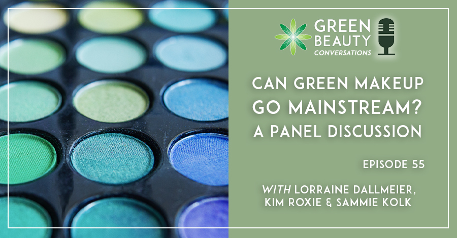 Podcast: Green Make-up