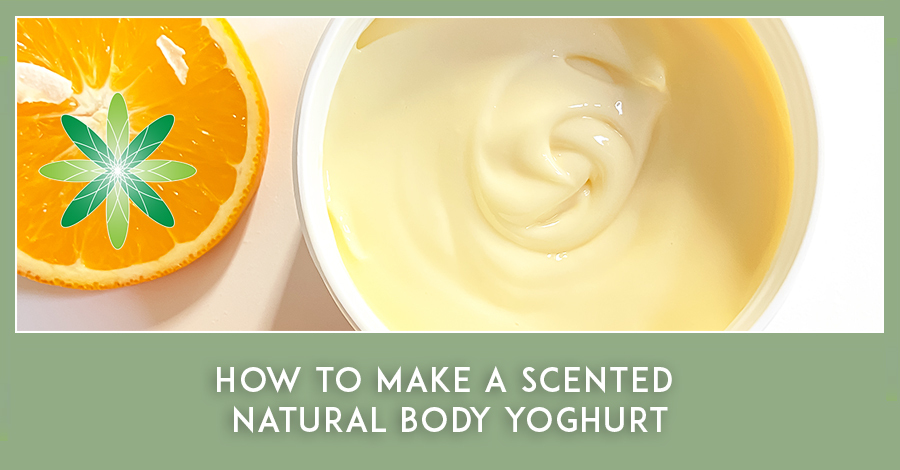 How to make a Natural Body Yoghurt