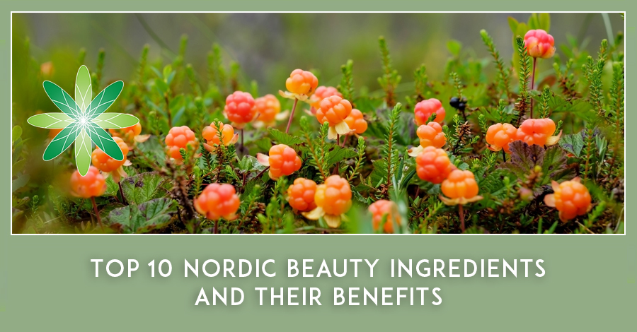 Nordic Beauty Ingredients