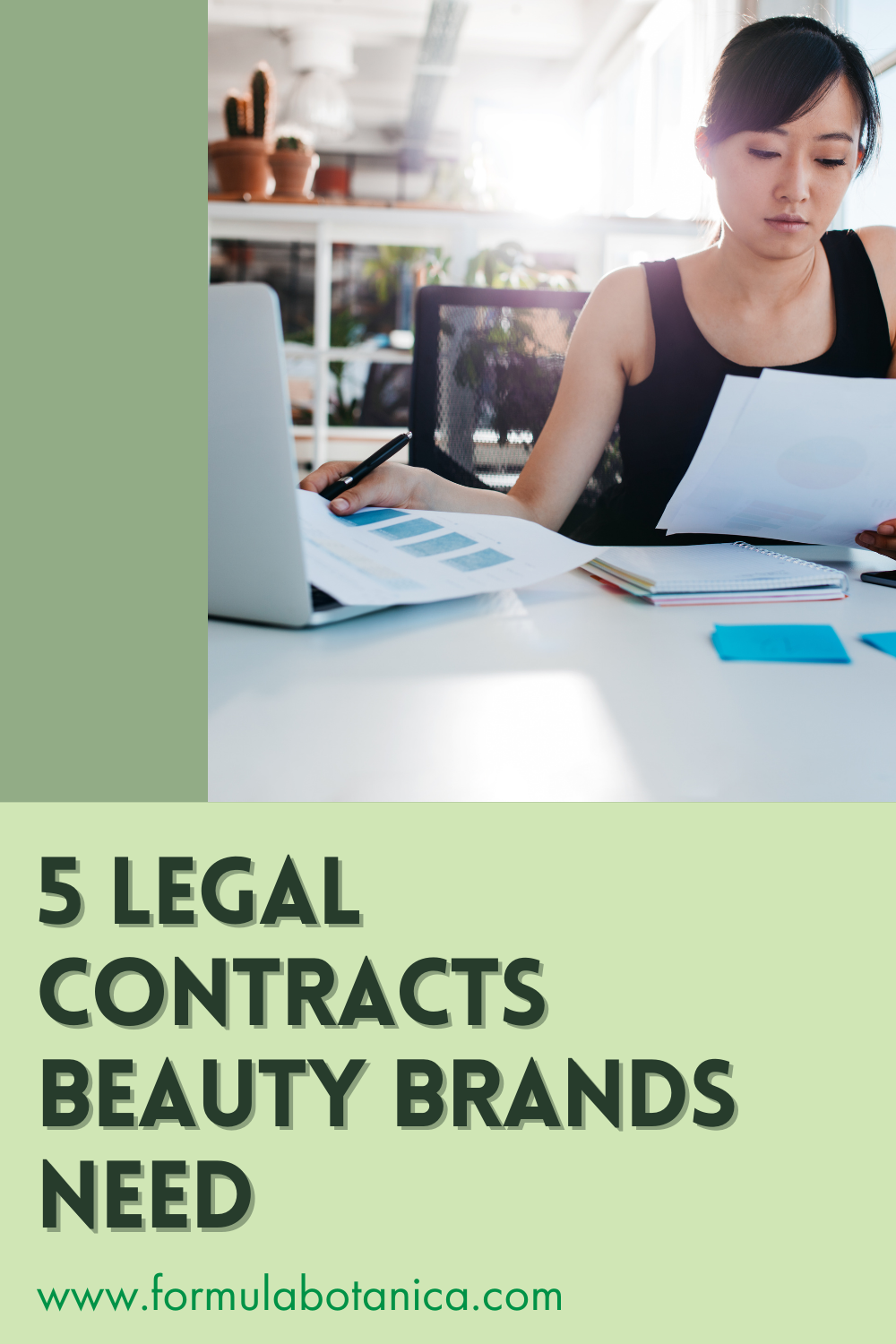 Legal Contracts every beauty business needs