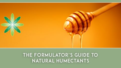 The Formulator's Guide to Natural Humectants