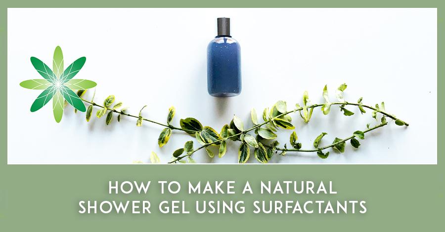 Natural Shower Gel