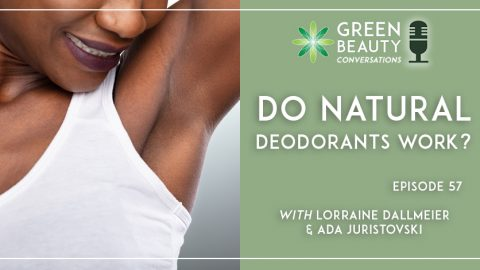 Podcast 57: Do Natural Deodorants Work?