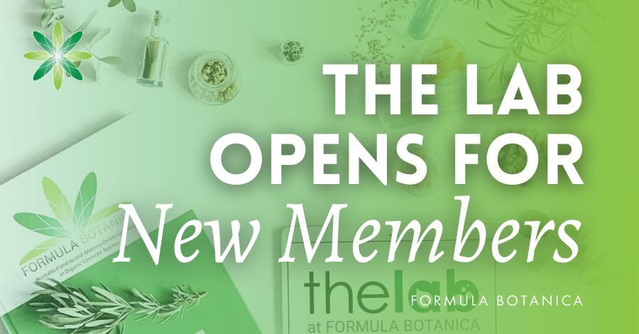 2020-11 Formula Botanic Lab opens