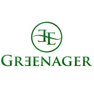 Greenager logo