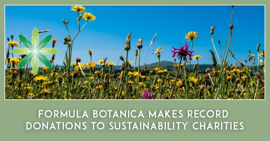 Formula Botanica Charities