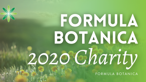 Formula Botanica makes record donations to sustainability charities