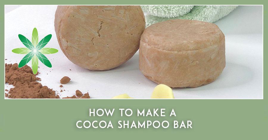How to make a shampoo bar